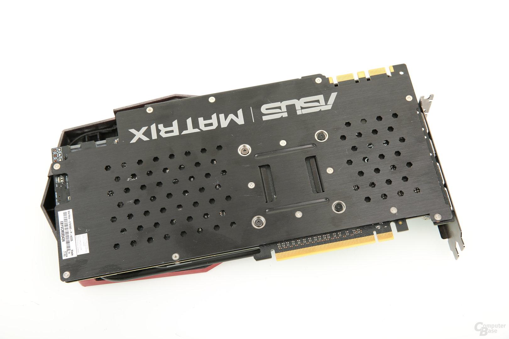 Die Asus GeForce GTX 980 Matrix