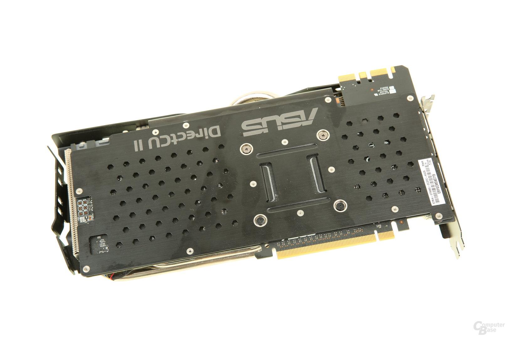 Die Asus GeForce GTX 980 Strix