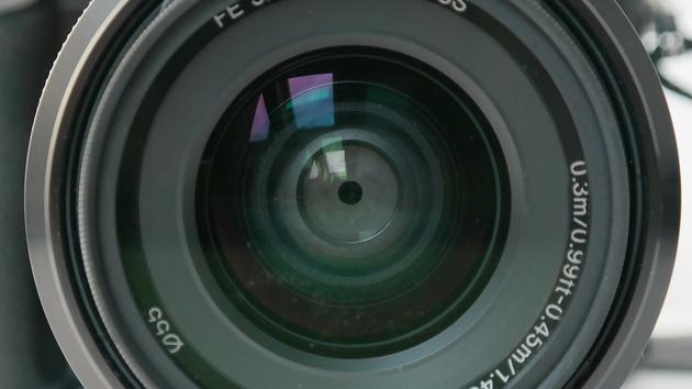 Kameratechnik: Bildsensor versorgt sich selbst mit Strom