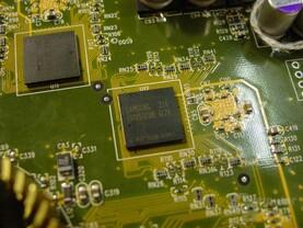 S3 DeltaChrome: 300 MHz schneller Speicher