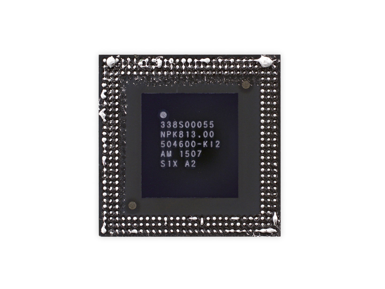 """""""Chip im Chip"""": Der SSD-Controller von Apple"""