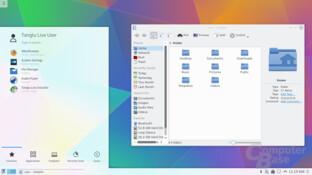 Tanglu 3 KDE