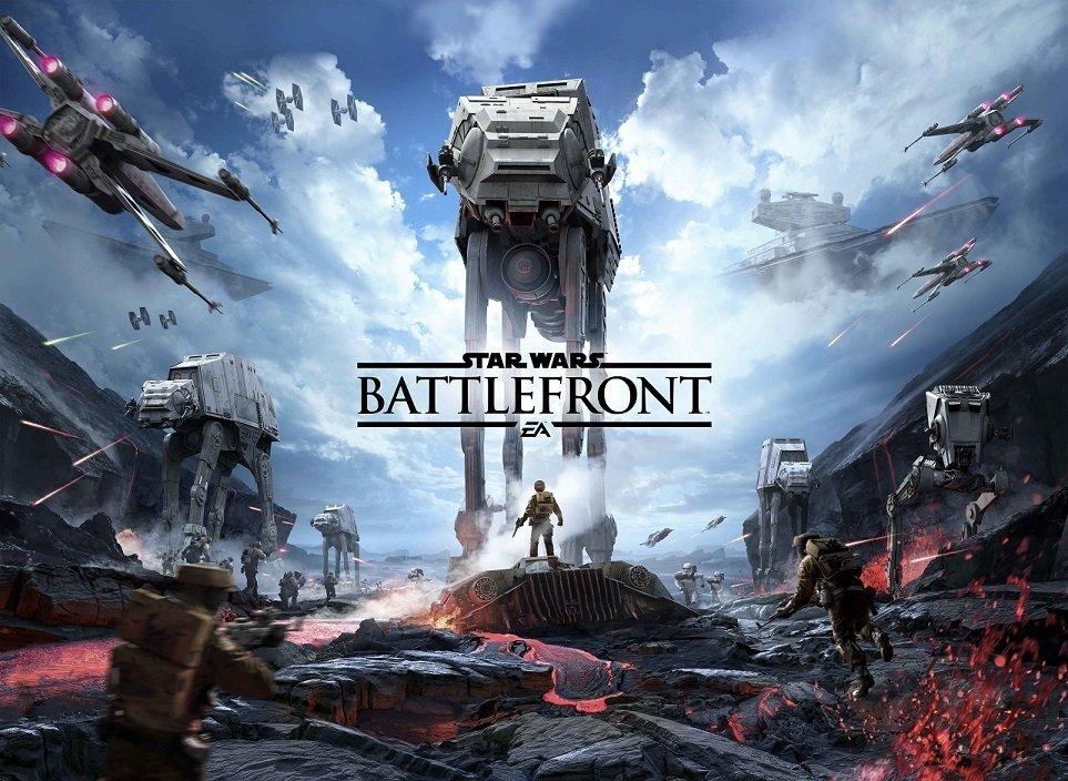 Star Wars Battlefront (2015) Teaser