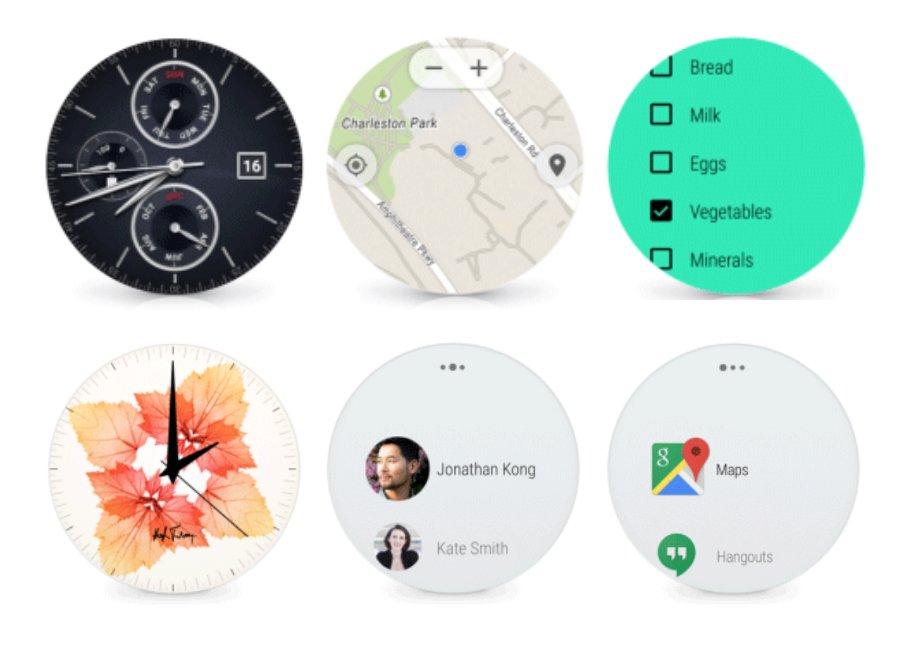 Android Wear nach dem Update