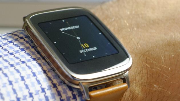 Smartwatches: Android Wear erhält WLAN und Handgelenkgesten