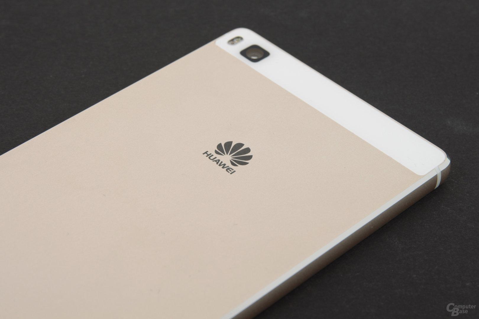Huawei P8 mit Alu-Unibody