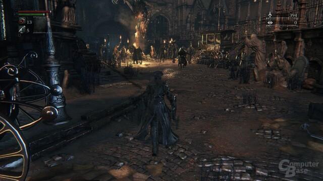 Bloodborne nutzt potente Symbolik