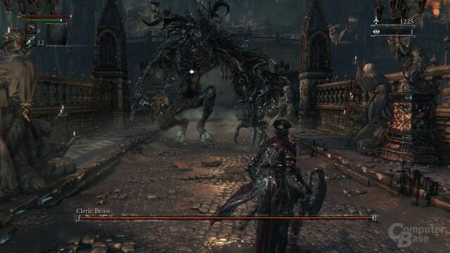 Mensch und Bestie sind in Bloodborne keine Gegensätze