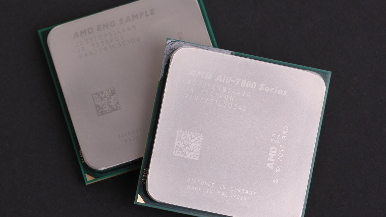 AMD A10-7870K: Schnellerer Kaveri-Prozessor im Handel gesichtet