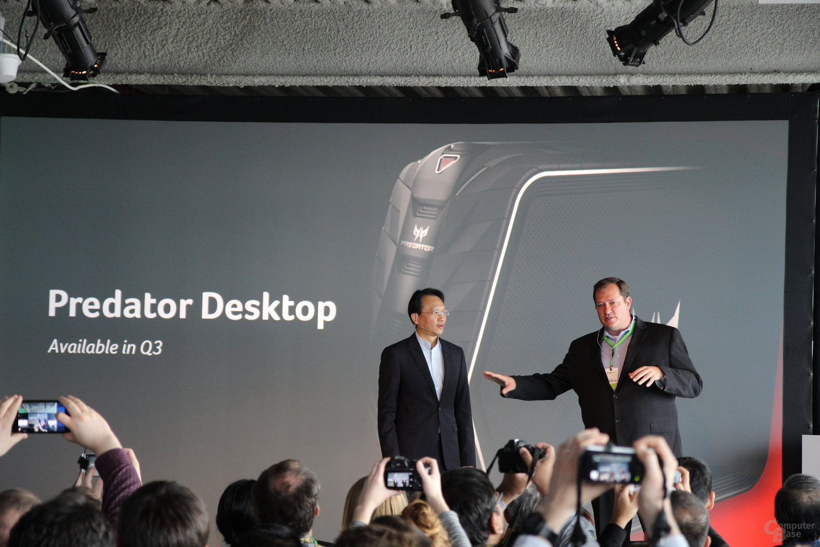 Predator Desktop