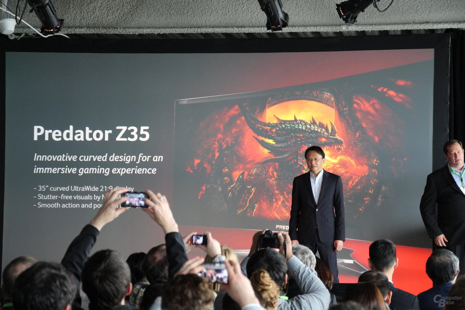 Predator Z35