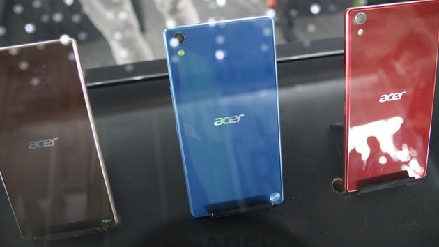Liquid X2: Acer versteckt Smartphone mit Riesenakku hinter Glas