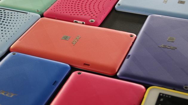 Zero Air Gap: Acer lässt beim Iconia One 8 die Luft raus und Android rein