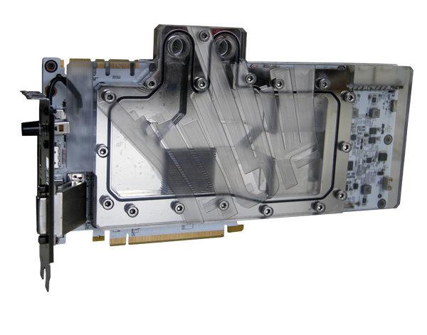 KFA² GeForce GTX 980 HOF WATERCOOLED