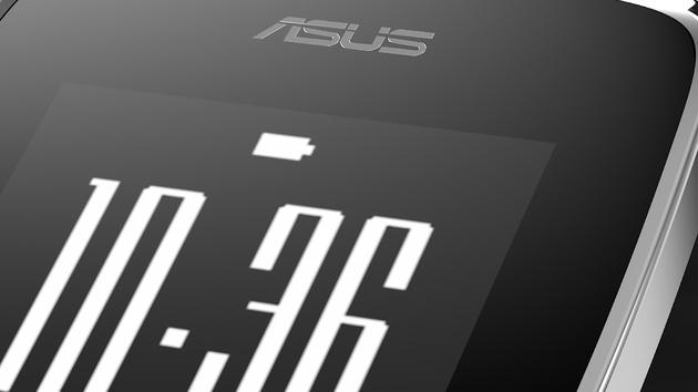 Asus VivoWatch: 10 Tage Akkulaufzeit und eigenes Betriebssystem