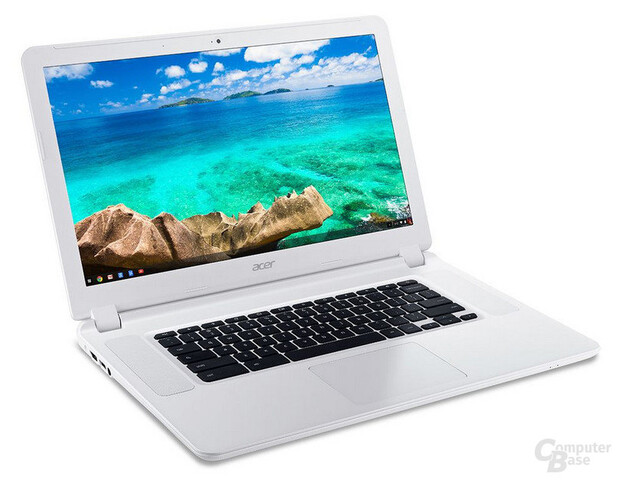 Acer Chromebook 15 – im Panorama