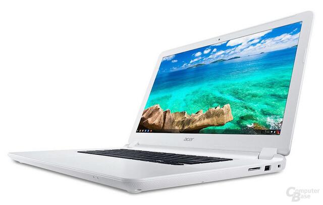 Acer Chromebook 15 – von der Seite