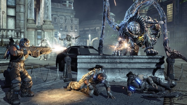 Gears of War: Markus Fenix auf dem Weg zur Xbox One