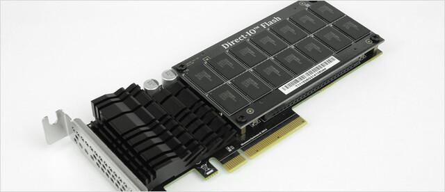 Shannon Direct-IO PCIe SSD