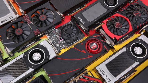Grafikkarten: 17 × AMD Radeon und Nvidia GeForce im Vergleich