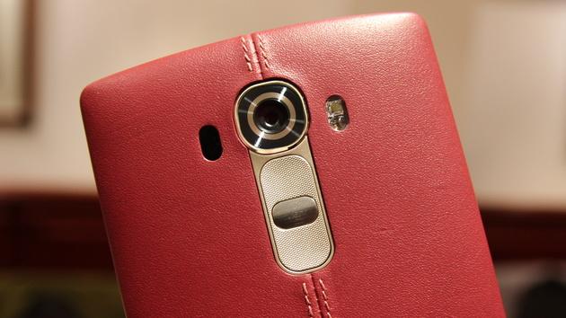 Leder-Smartphone ausprobiert: Das LG G4 ist das letzte Flaggschiff mit Wechselakku