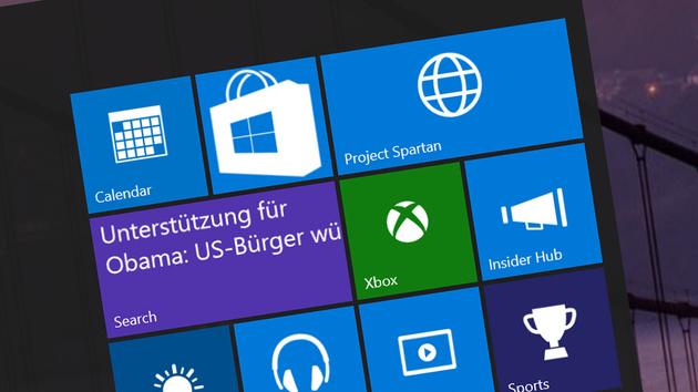 Build 2015: Microsoft bleibt Termin für Windows 10 schuldig