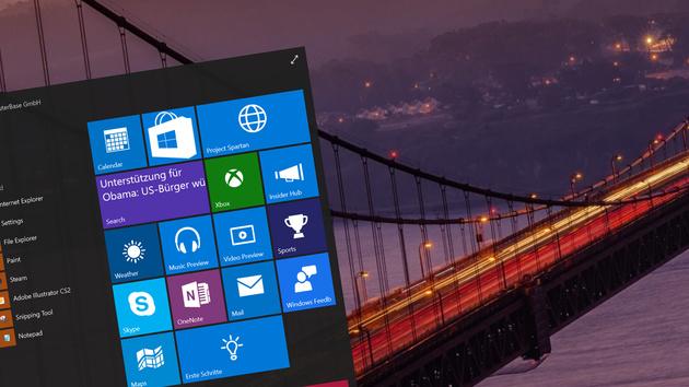 Windows 10: Tester sollen finale Version gratis erhalten