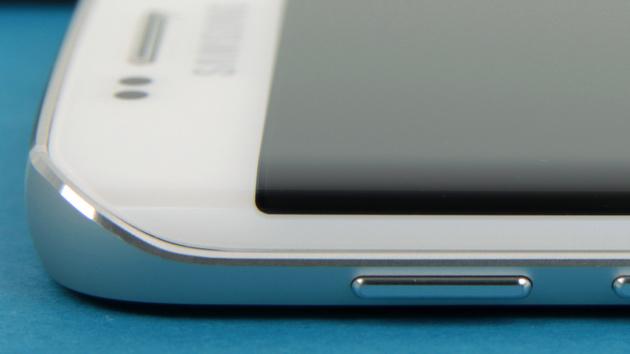 Galaxy S6 edge: Optimierter Biegeprozess für höhere Produktion