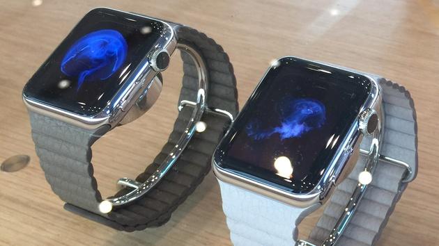 Apple Watch: Saphirglas soll Ablesbarkeit beeinträchtigen