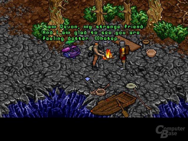 Ultima 8 gilt als einer der schlechteren Serienteile