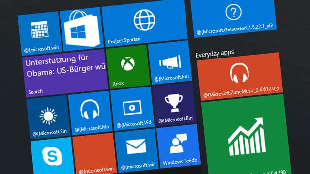 Build 2015: Windows 10 kann Apps von Android und iOS nutzen