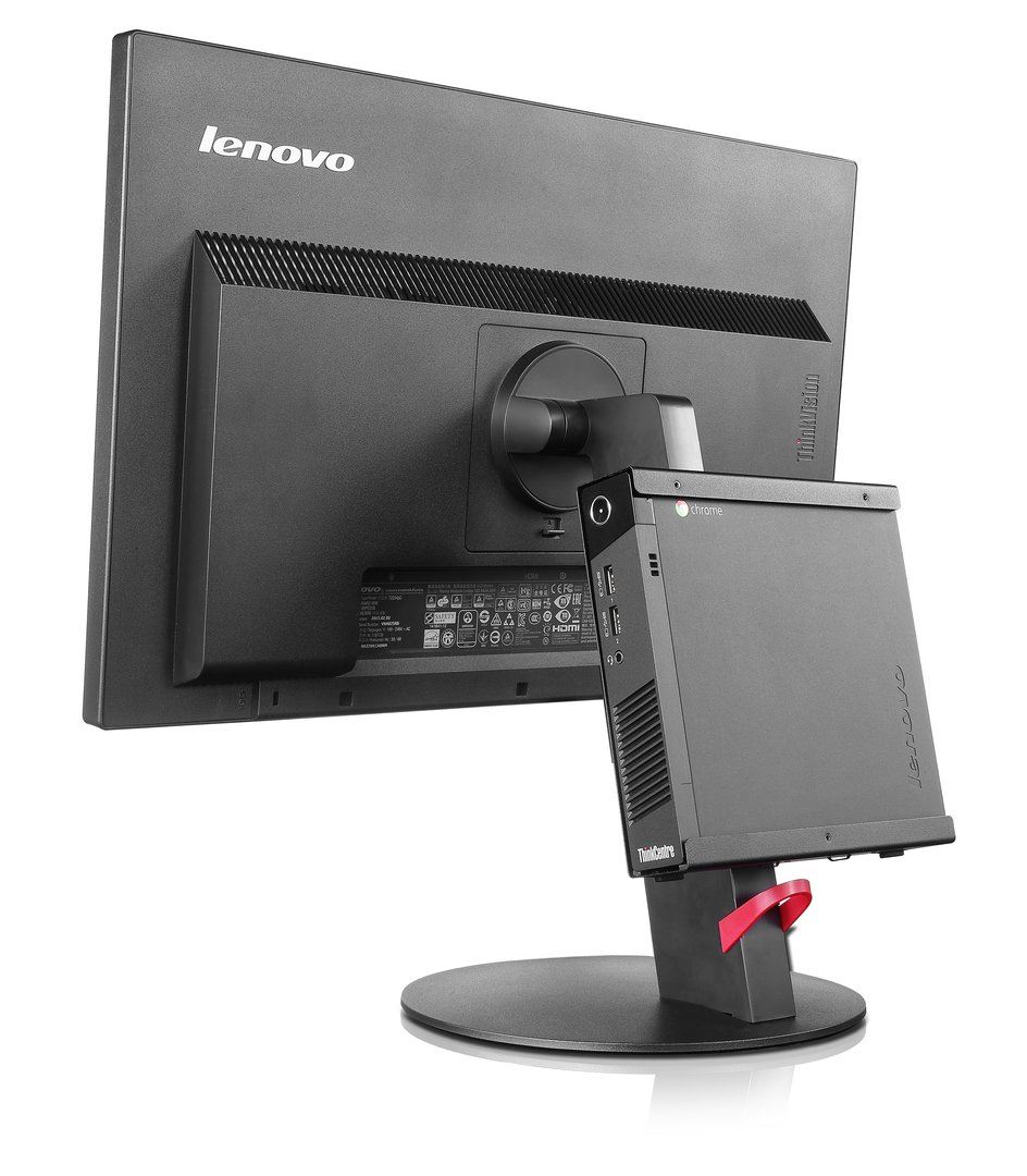 Lenovo ThinkCentre Chromebox als All-in-One Desktop-Lösung mit Chrome OS