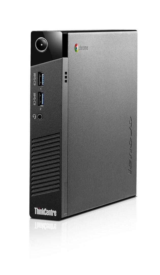 Lenovo ThinkCentre Chromebox im Panorama
