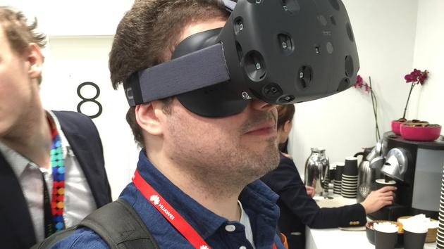 Virtual Reality: Unreal Engine 4 erhält Unterstützung für SteamVR