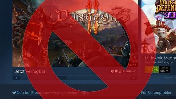 Steam Game Ban: Entwickler können Cheater für ihre Spiele sperren
