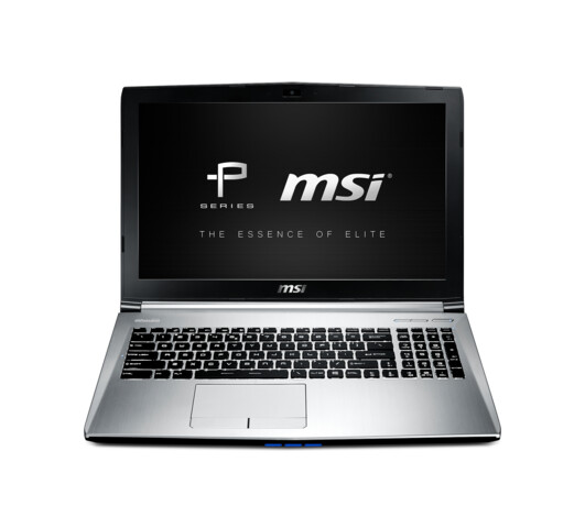 MSI PE60 –  Gaming-Hardware mit kalibriertem Display