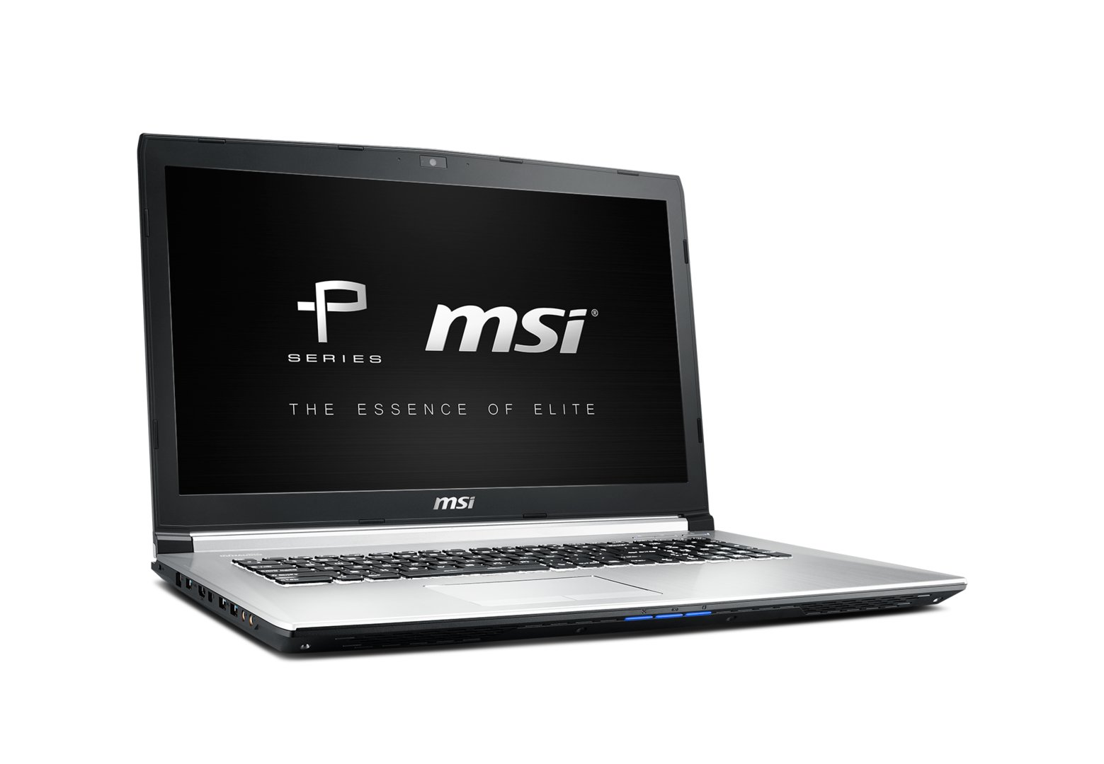 MSI PE70 – 17-Zoll-Display im Aluminium-Look für professionelle Anwender