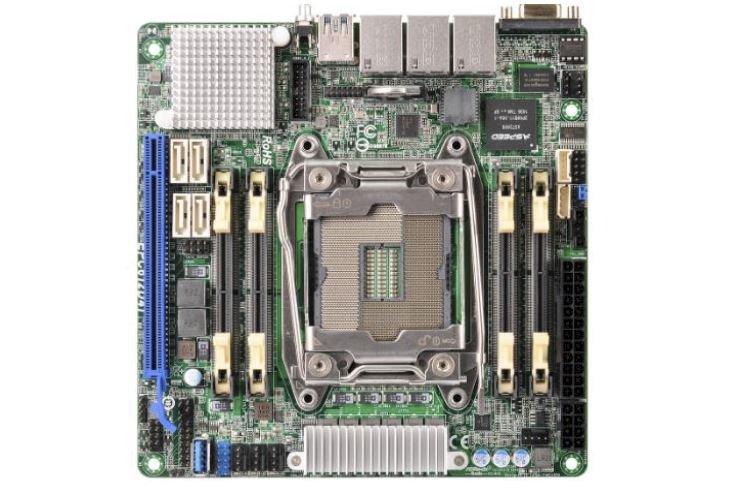 ASRock EPC612D4I – Mini-ITX-Mainboard mit vier DDR4-SODIMM-Slots