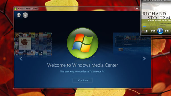 Windows 10: Media Center verschwindet aus Windows