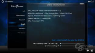 Broadwell-GT3 als Grafiklösung erkannt