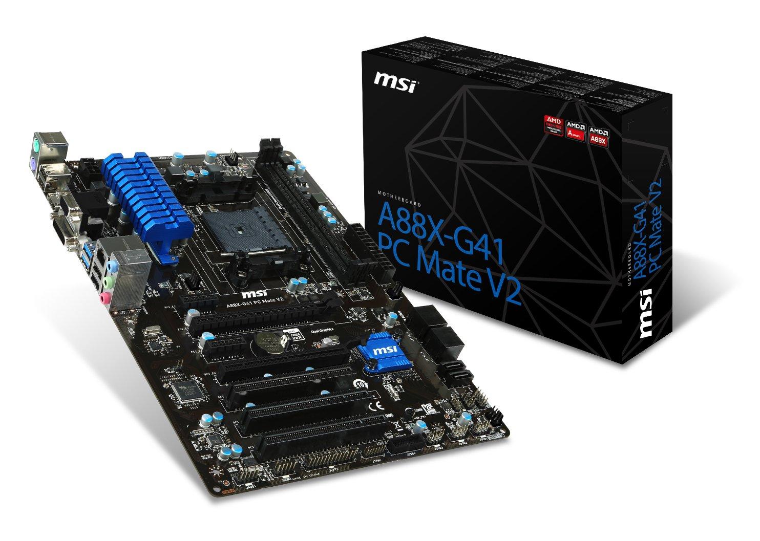 MSI A88X-G41 PC Mate V2