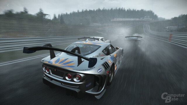 Project Cars im Regen