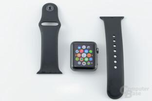 Apple Watch Sport – wechselbare Armbänder