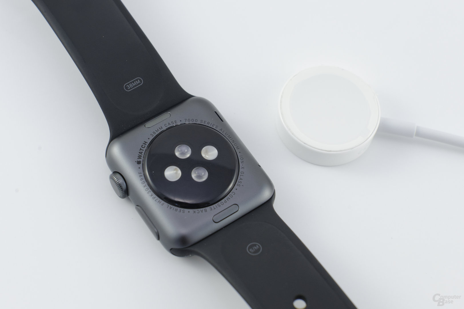 Apple Watch Sport – Ladestation