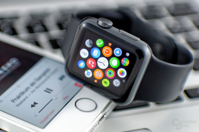 Apple Watch Sport im Test