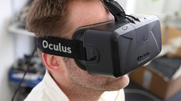Consumer-Variante: VR-Brille Oculus Rift kommt im ersten Quartal 2016