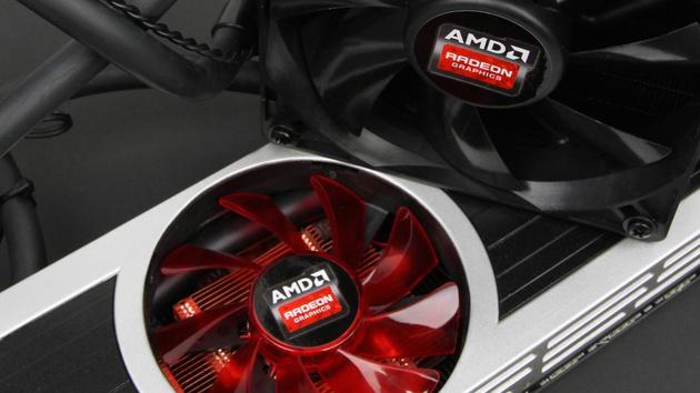 AMD Fiji: Renderbilder zeigen kurzes Design und Wasserkühlung