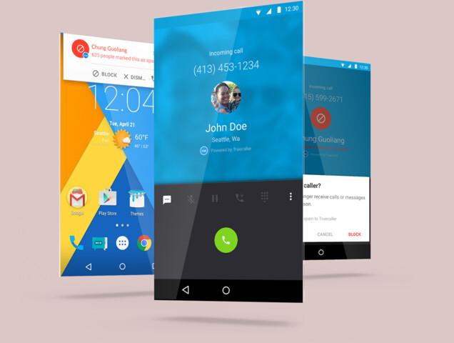 Cyanogen Truecaller