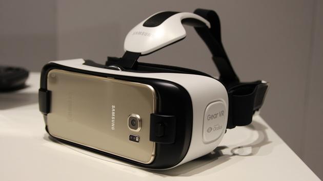 Gear VR: Innovator Edition für das GalaxyS6 kostet 199 Euro