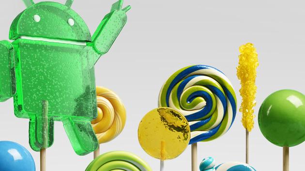 Lollipop: Dell und Google verteilen Android-Updates für Tablets